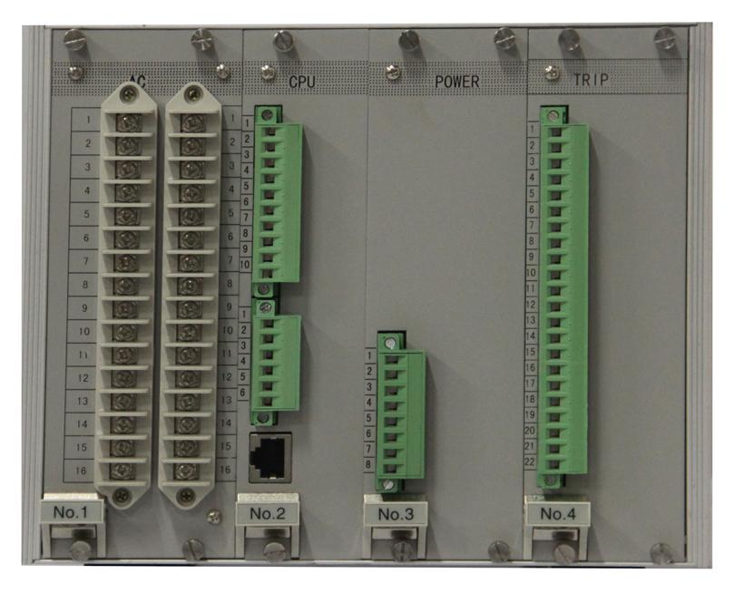 nsc554u数字式发电机保护装置
